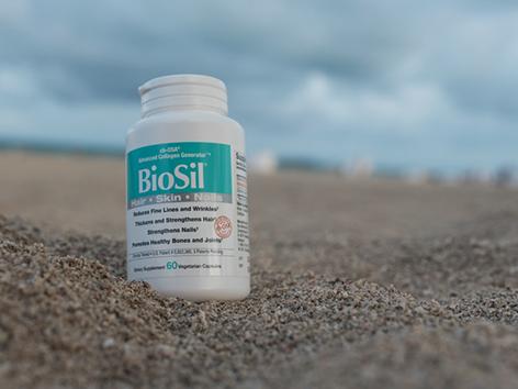 """BioSil® – maisto papildas su analogų neturinčia patentuota formule """"Ch-OSA®"""""""